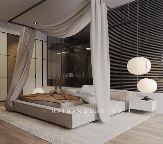 Mẫu thiết kế nội thất chung cư 70m2 đẹp và sang trọng
