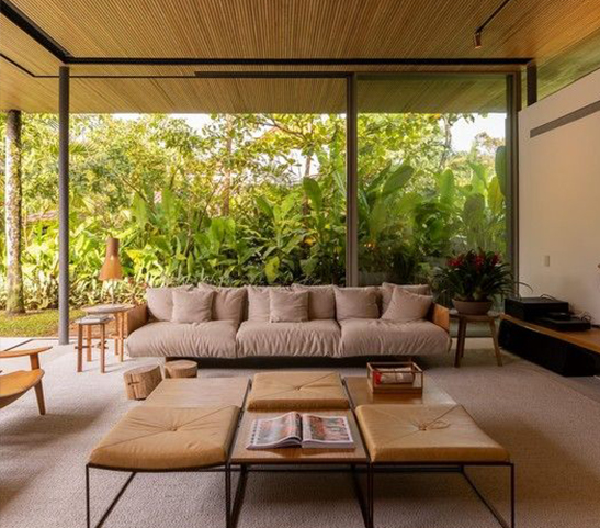 3 phong cách thiết kế nội thất biệt thự năm 2021