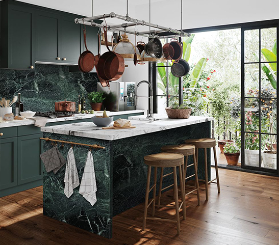 10 ý tưởng trang trí hàng đầu cho tường nhà bếp