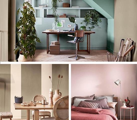 Xu hướng màu sắc nội thất Bắc Âu 2021