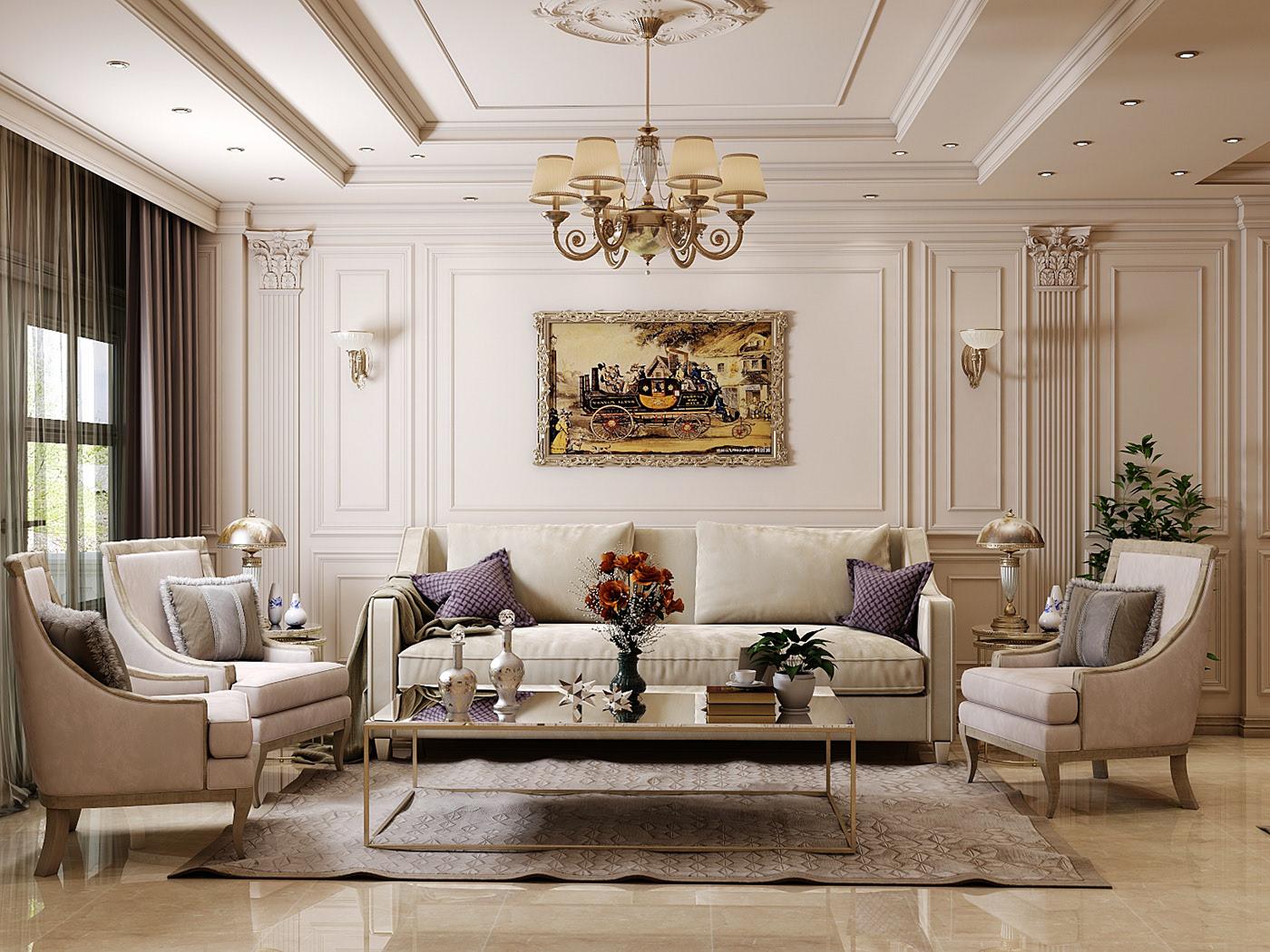 Dự án biệt thự phong cách Luxury thành phố Biển